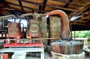 A Rustic Rum Distillery